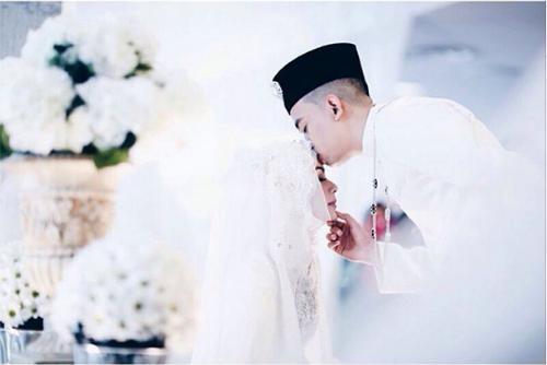 Sekitar Majlis Pernikahan Resepsi Alyph Sleeq 10 Foto Gambar