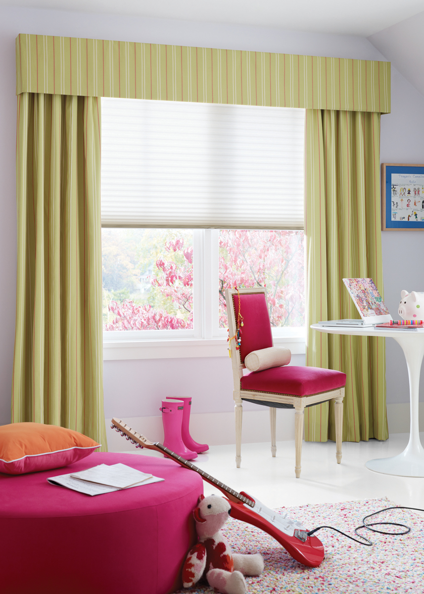 Different Window Treatment