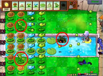 Plants vs zombies dicas br boa t tica de piscina 2 for Piscina haas e boa