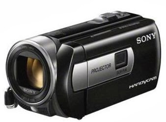 Harga dan Spesifikasi kamera Video Sony DCR-PJ6 - 0.8 MP