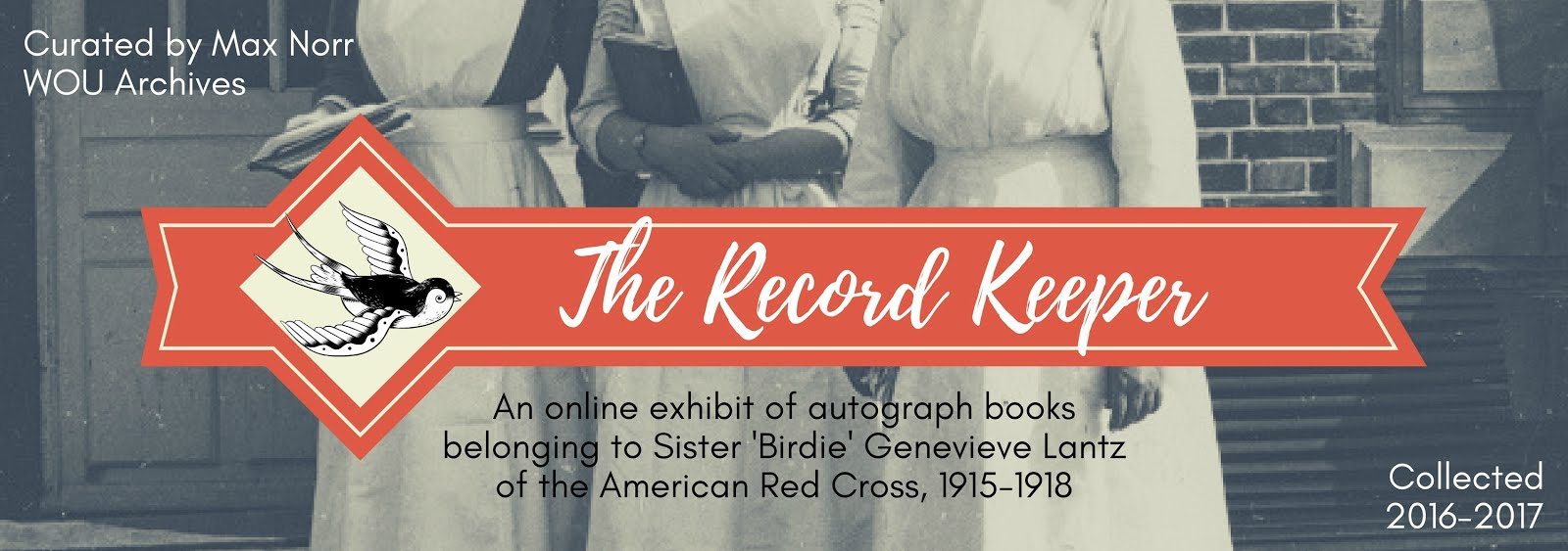The Record Keeper: A Preservation Project