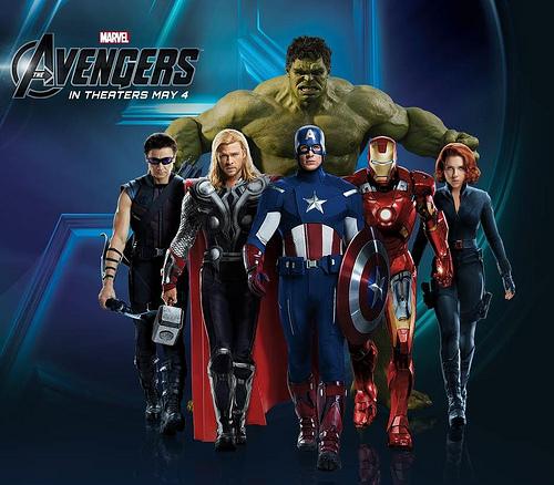 ดูหนังออนไลน์ The Avengers ดิ อเวนเจอร์ส
