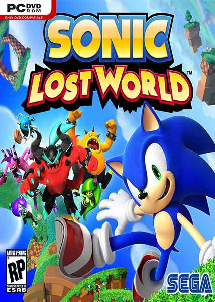 Sonic Lost World Download for PC