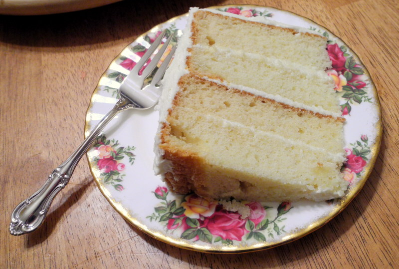 ... butter basic yellow butter cake recipes dishmaps basic yellow butter