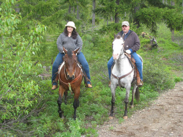 Honeymoon Trail Rides
