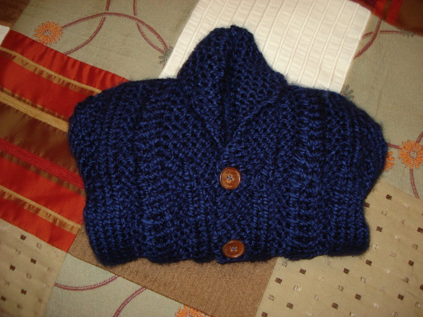 Sacos tejidos a mano para niños - Imagui