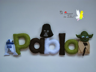 nombre-en-fieltro-star-wars-name-banner-felt-decoración-infantil