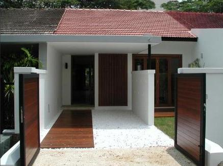 Home Architecture Design on Small House Spacious Design Ideas   Interior Exterior Design