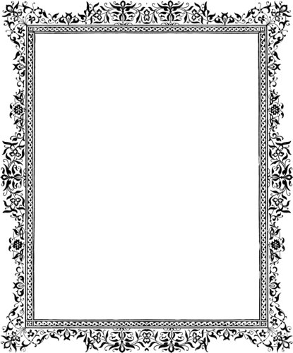 Free Clipart Borders And Frames