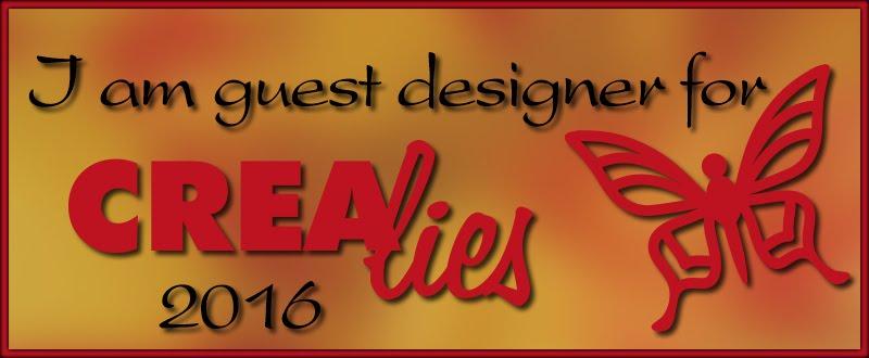 GastDesigner Crealies 2016