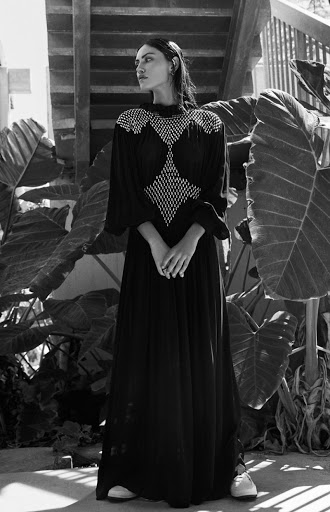 Phoebe Tonkin Flaunt Magazine December 2015 photos