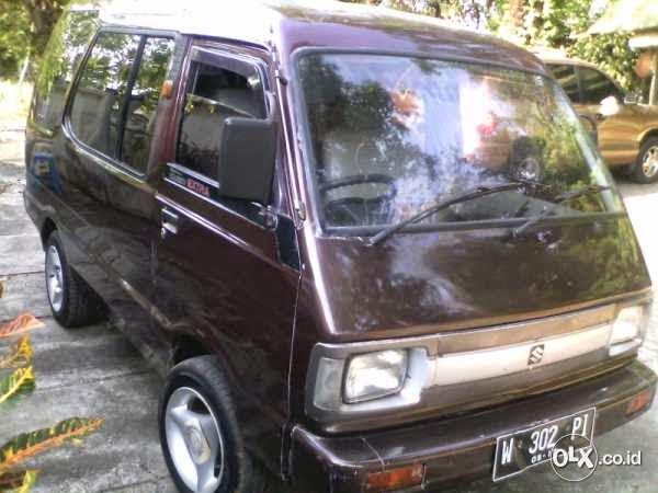 Jual Suzuki Carry Hatcback Bekas, Th1989, 23jt | Mobil ...