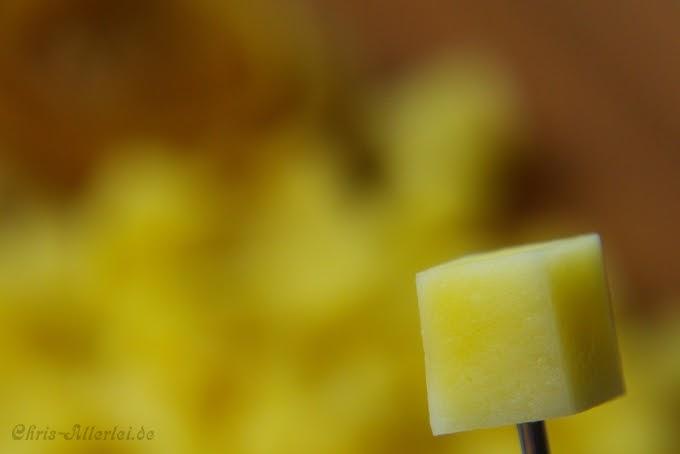 Kartoffel für Möhrentopf