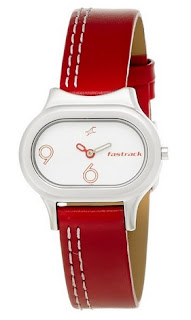 Fastrack Analog White Dial Women's Watch