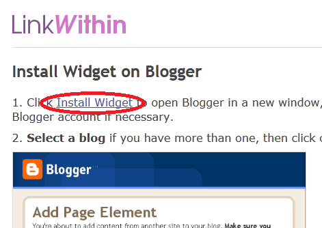 Como colocar artigos relacionados apenas nas postagens