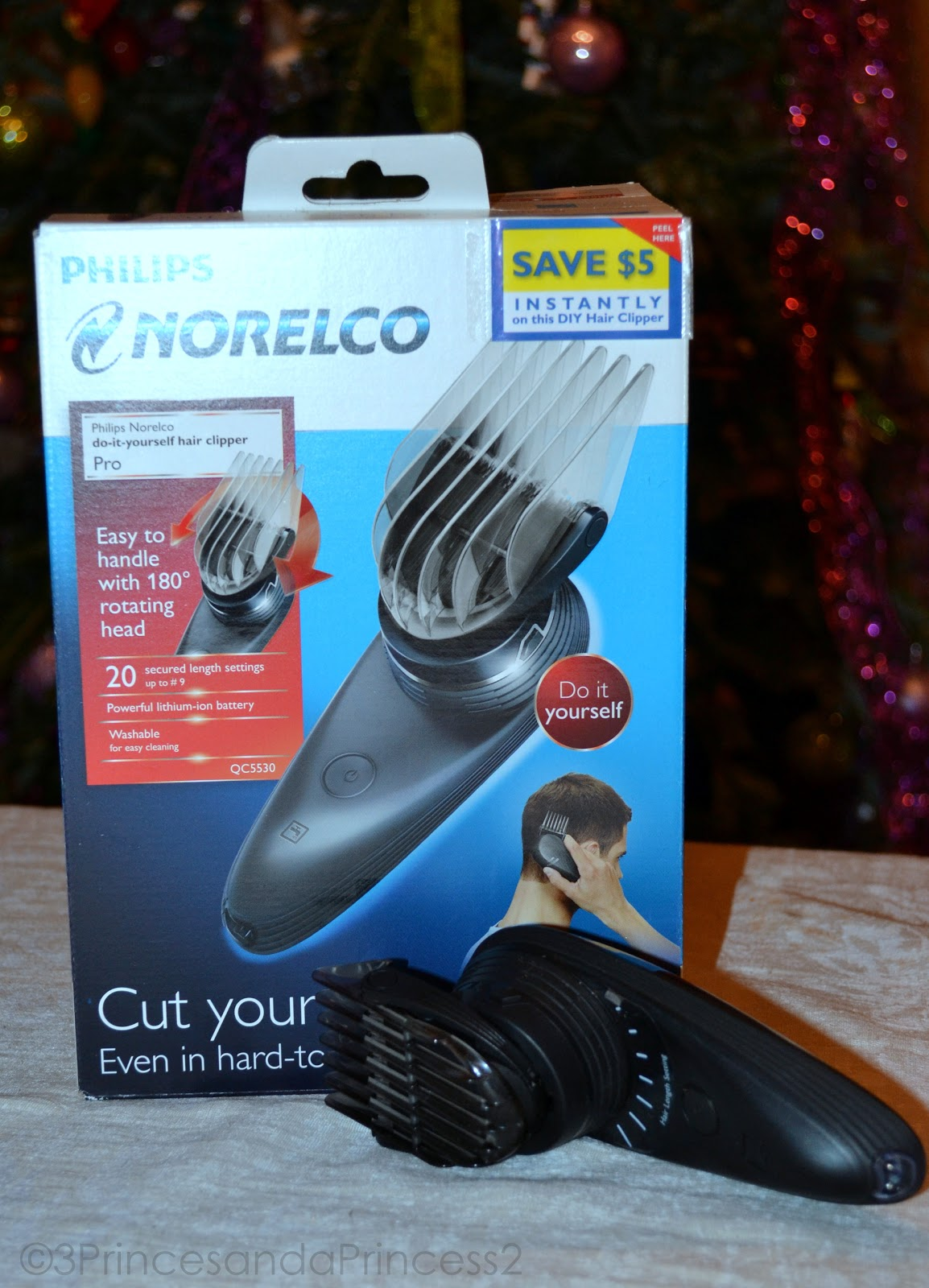 3 princes and a princess 2 do it yourself with philips norelco do it yourself hair clippers solutioingenieria Choice Image