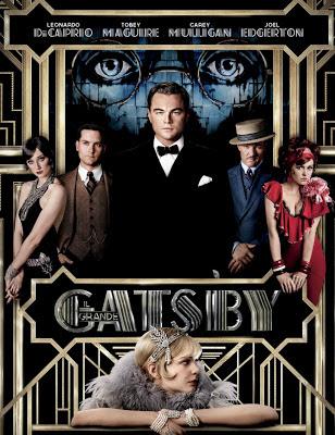 """Poster film """"Il grande Gatsby"""""""