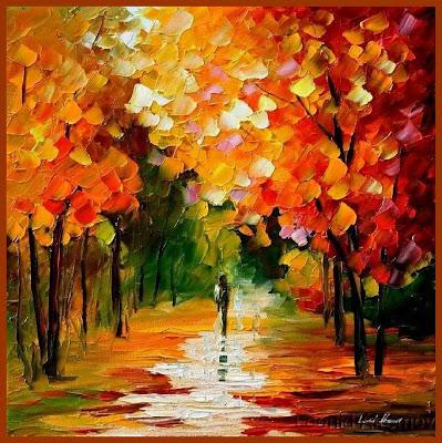 Alle Farben - 34 (Autumn Orange) - free mixtape