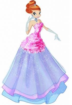 Just Winx Season 5 Flower Princess