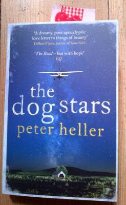 The Dog Stars by Peter Heller, UK paperback cover edition