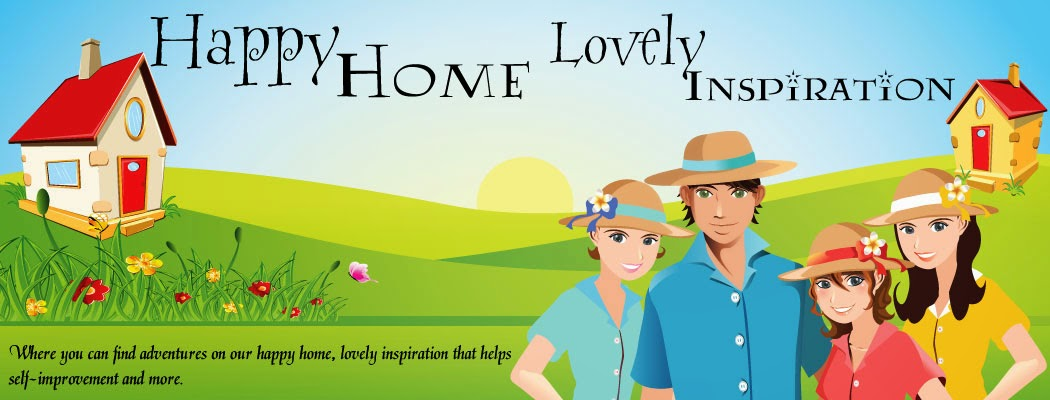 Happy Home Lovely Inspiration