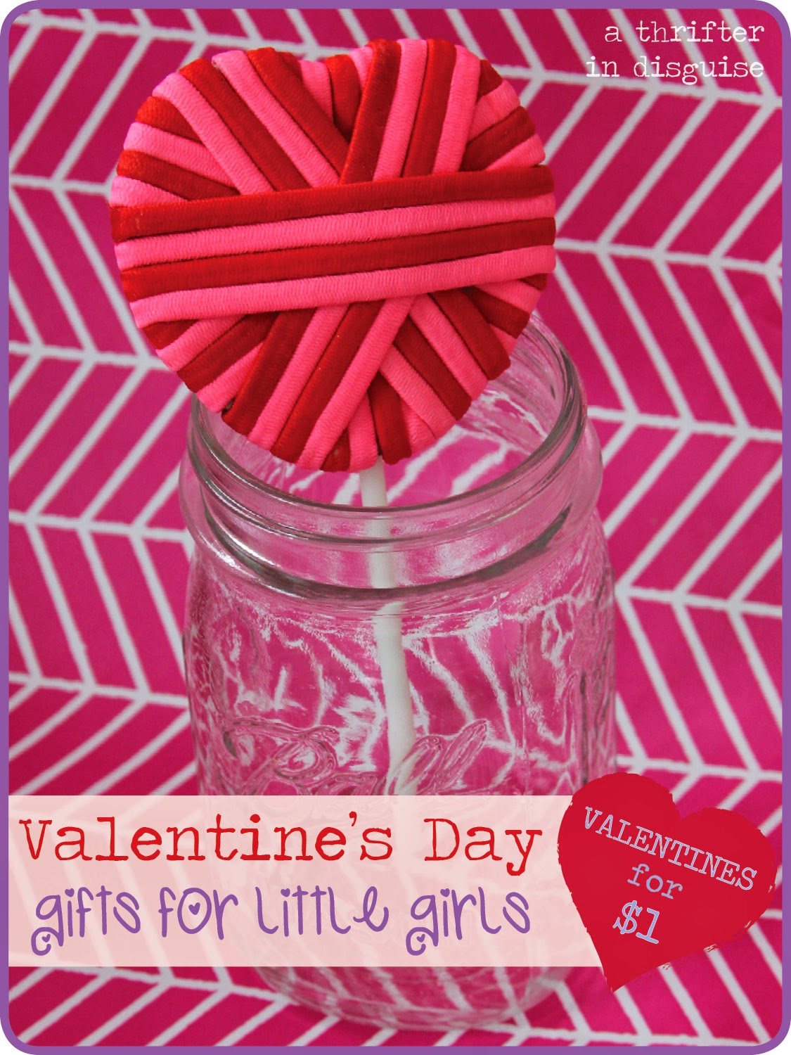 Dolllar Store Valentines Ideas