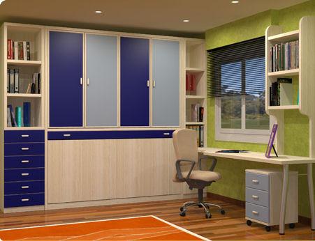 Camas abatibles en madrid camas abatibles toledo junio 2012 - Habitaciones juveniles camas abatibles horizontales ...