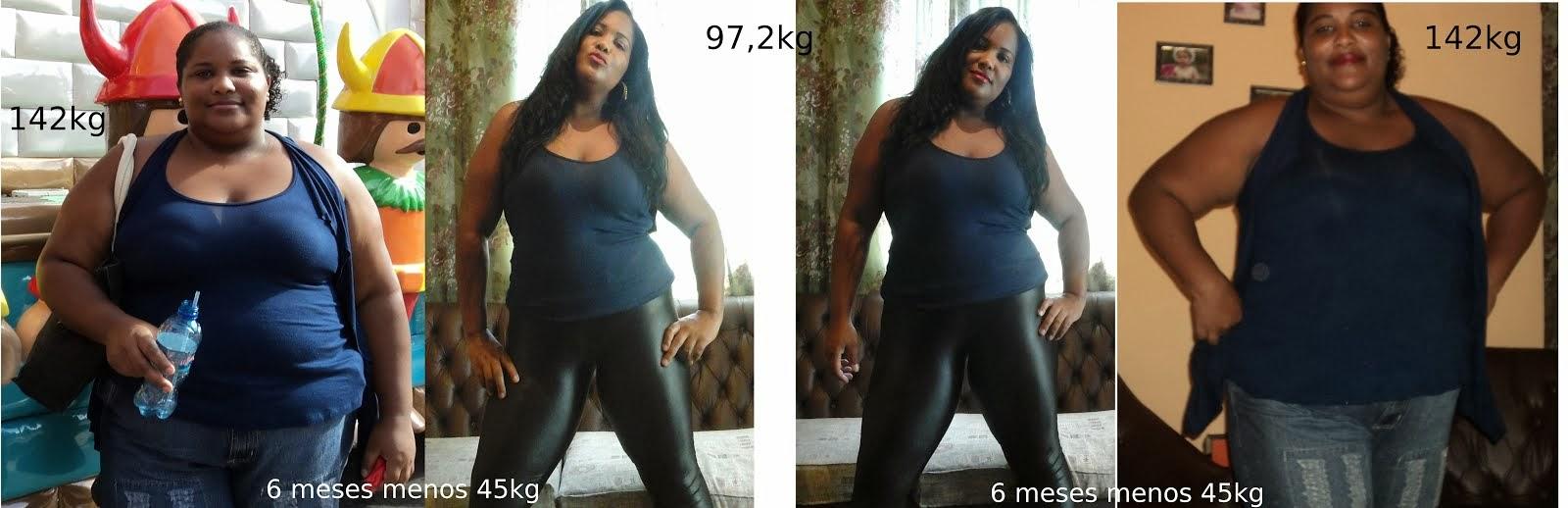 Com 45 kg off