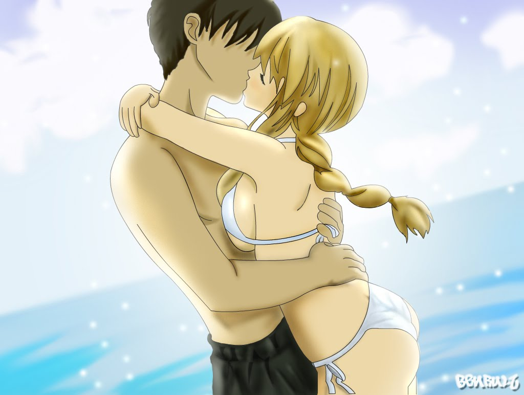 besos anime(anime kiss) - Taringa!