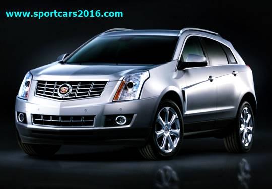 Cadillac SRX Review