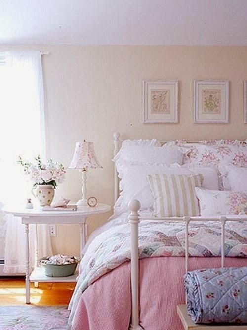 Muebles pr cticos por la decoradora experta mesas de - Camas estilo romantico ...