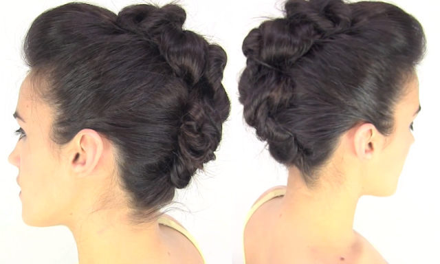 Peinados De Fiesta Recogidos - Cómo el cortar cabello rizado de un hombre eHow en