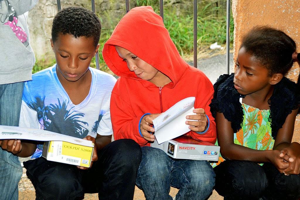 Crianças do Lar Tia Anastácia são premiadas por trabalho de reciclagem