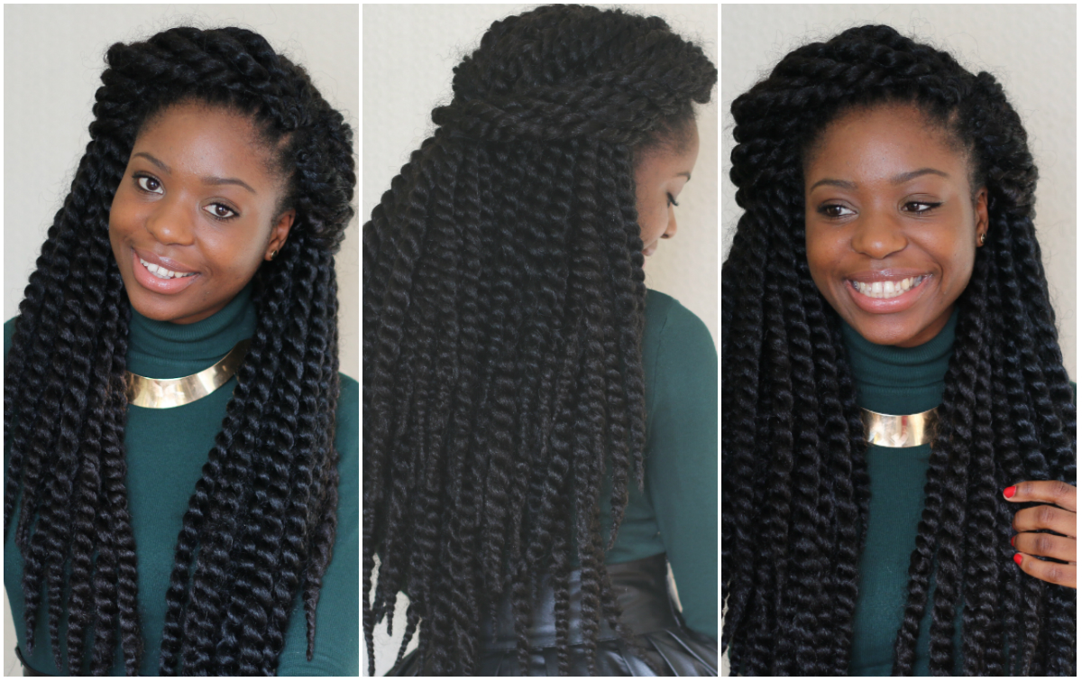 Havana Twist Crochet Braids ? Nash Amber