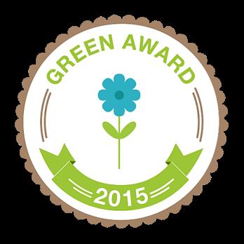 Jeg en ud af 50 der har fået en Green Award :-)