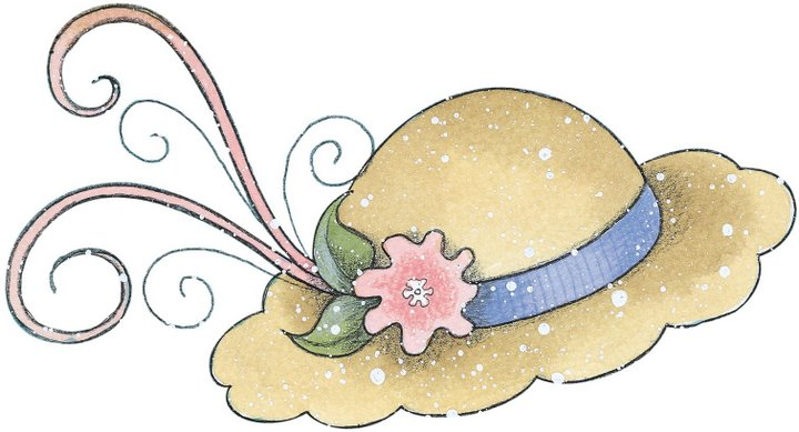 Dibujos De Sombreros Para Mujer
