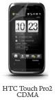 Sesifikasi HTC Touch Pro2 CDMA