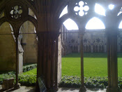 Adieu Salisbury Cathedral