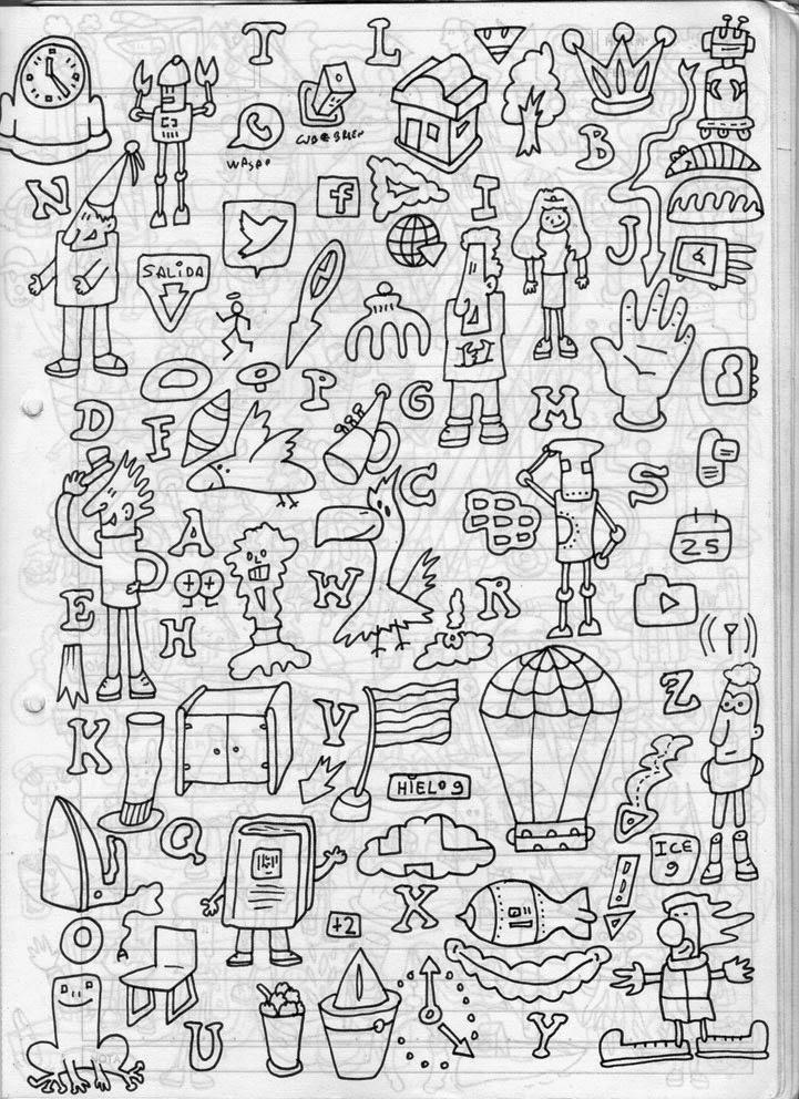 Ilustrador Alexiev Gandman: Paso a paso para colorear los ...