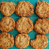 Pecan chocolate cookies (with squidgy centres) recipe for elevenses