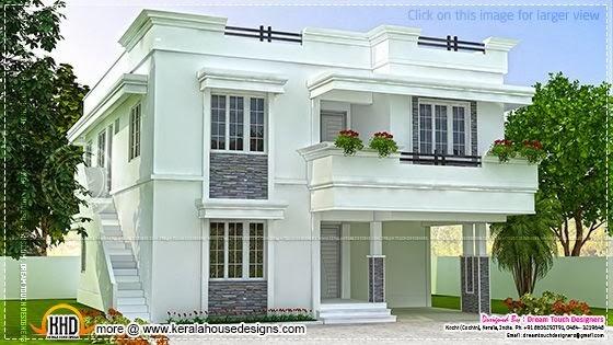 Modern beautiful home