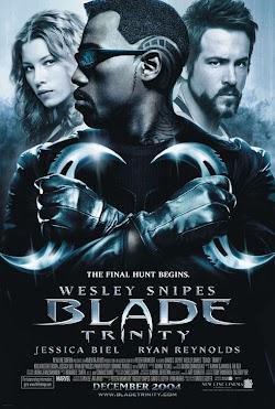 Săn Quỷ 3: Trinity - Blade 3: Trinity 2004 (2004) Poster