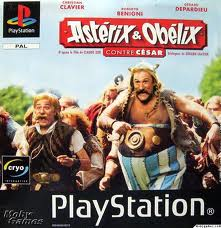 Asterix and Obelix Take on Caesar  - PS1 - ISO Download