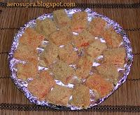 Наггетсы из семги