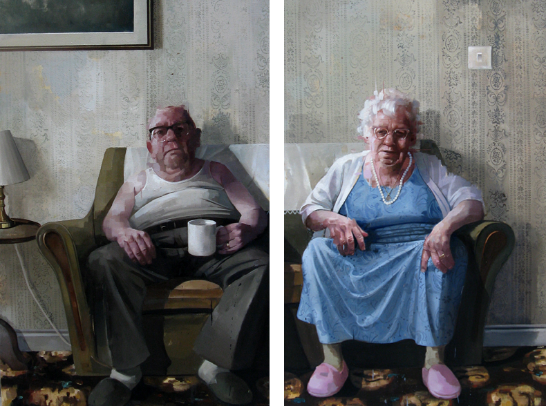Mathew Procter UAL Photography Award Artist Research Nick Waplington