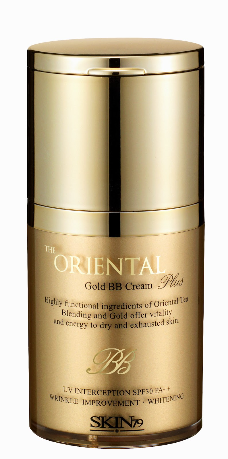 Conceal your Imperfections with Skin79 Oriental Gold BB Cream