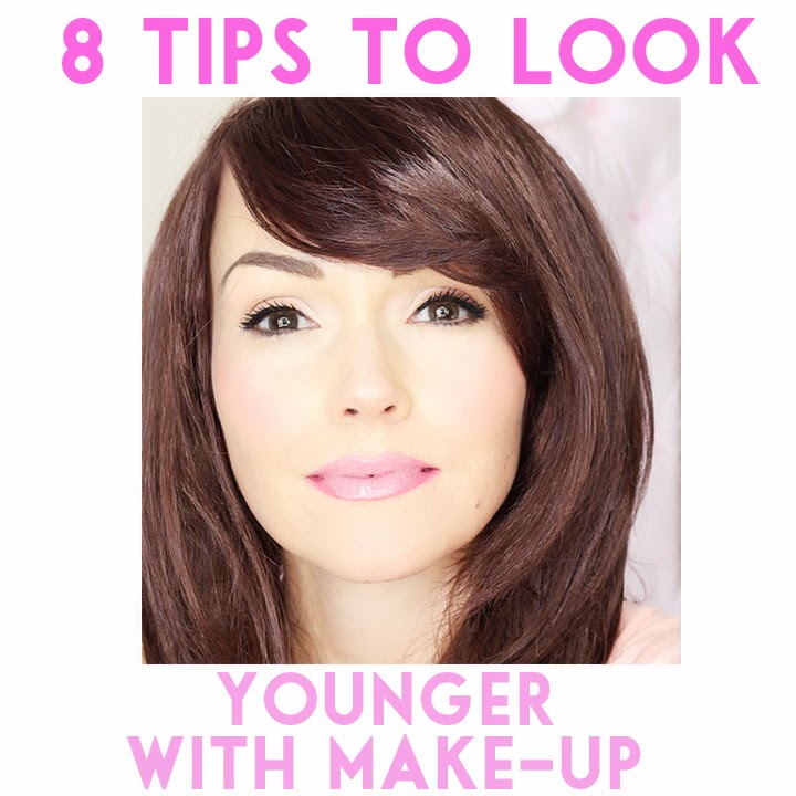Kandeej 8 tips to look younger with make up 8 tips to look younger with make up ccuart Image collections