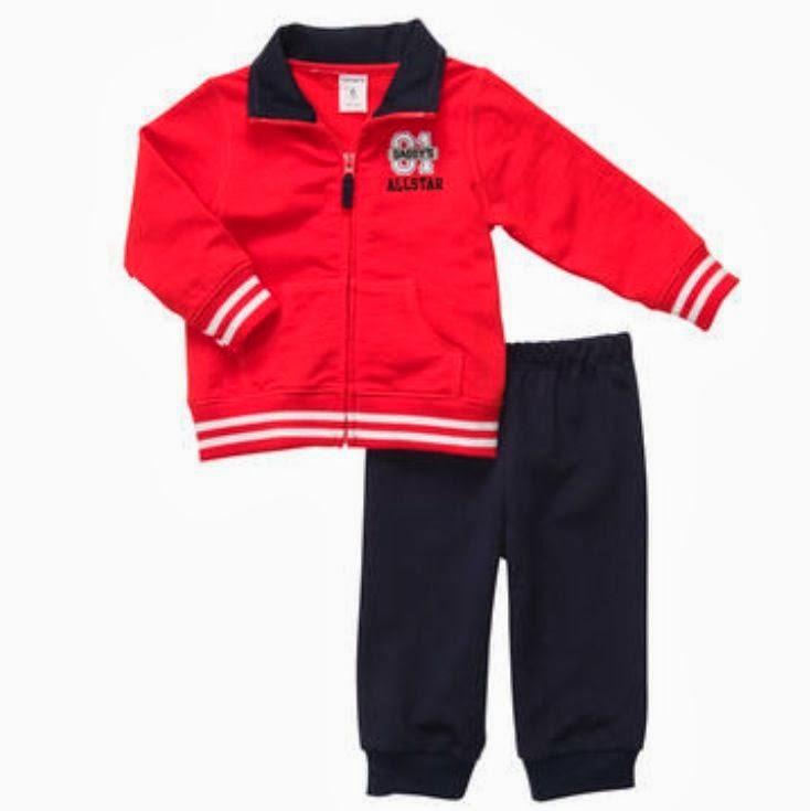 6 Roupas infantis Carter's