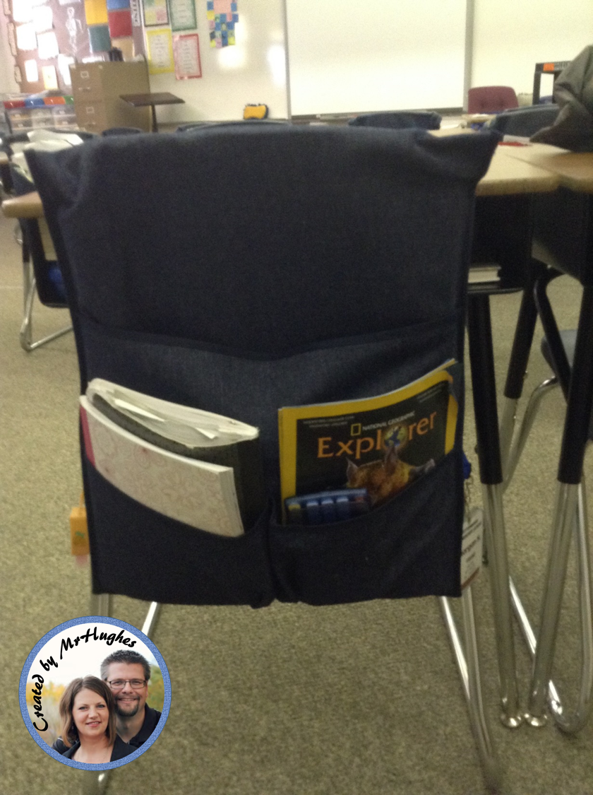 An Educator's Life: Product Review: Happi-Nappi Chair Bags ...