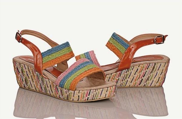 Sepatu Wedges Terbaru